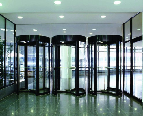 puertas cristal automaticas