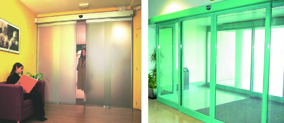 puertas automaticas para clinicas