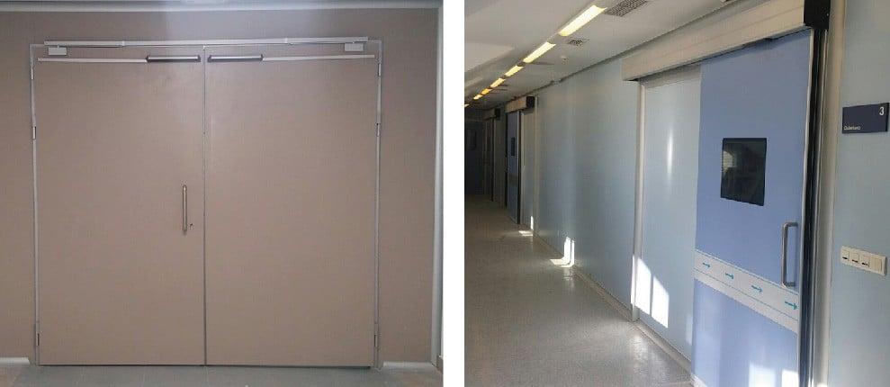 puertas automaticas quirurgicas