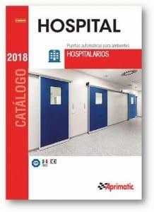 puertas para hospital y salas blancas