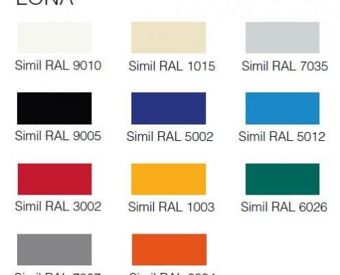 colores lona puerta rapida autorreparable auto standard aprimatic