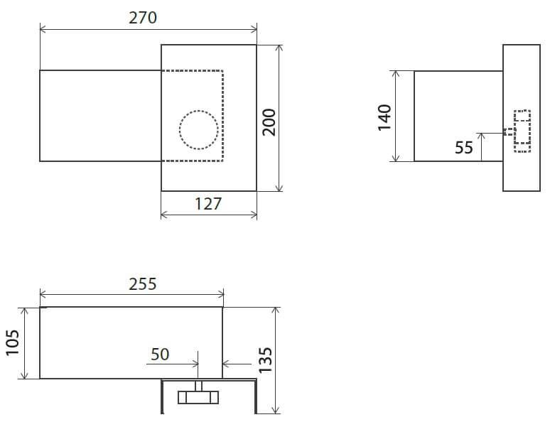 dimensiones cover 24 aprimatic