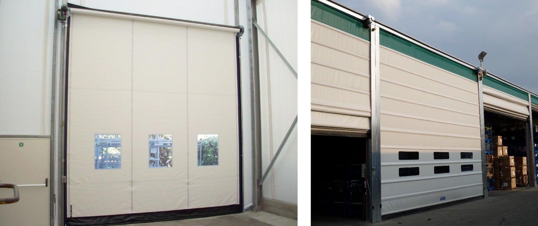 puertas rapidas industriales