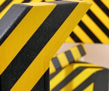 parachoques de seguridad industrial aprimatic
