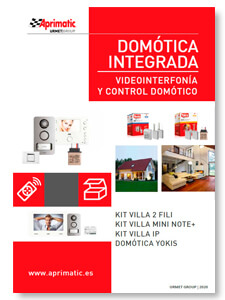 catalogo domotica integrada aprimatic yokis