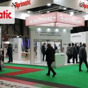 Aprimatic aumenta los visitantes a su stand smart doors 2020