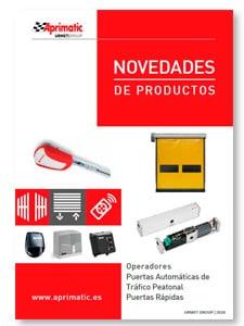 catalogo novedades smartdoor 2020