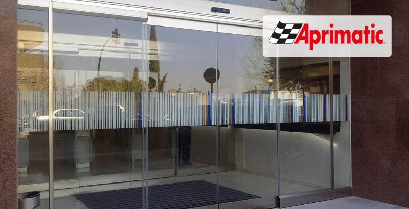Las mejores puertas automaticas de cristal