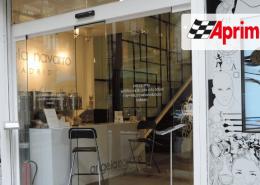 Puertas automaticas para tiendas y comercios