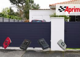 tipos de mando de puertas de garaje