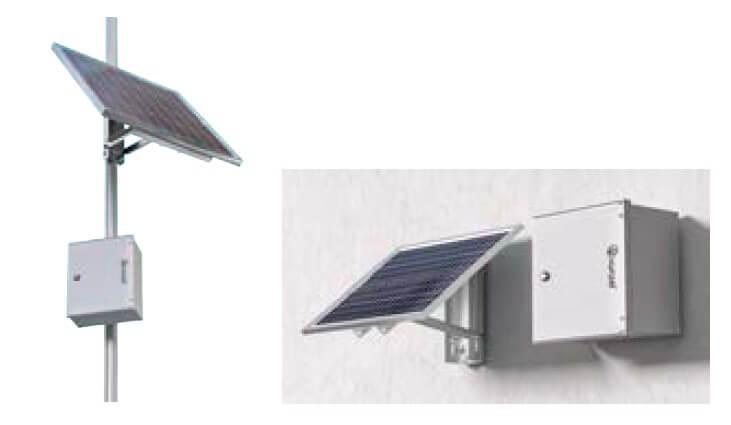 soporte kit alimentacion solar aprimatic