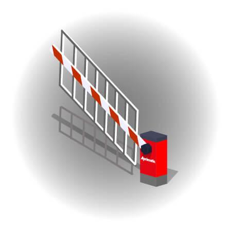 precio instalacion barrera automatica aparcamiento