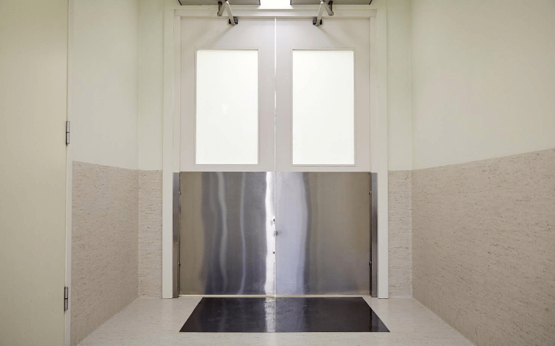 fabricante puertas automaticas para hospitales