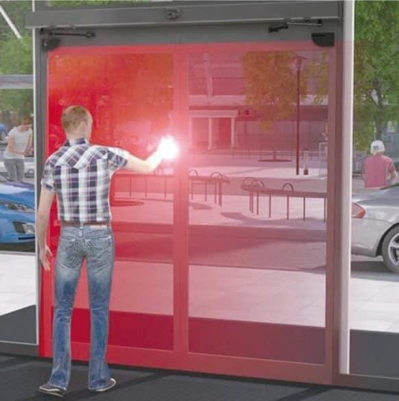 flatscan proteccion puertas aprimatic