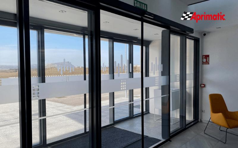 fabricante puertas hospitalarias