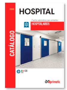 catalogo puertas hospitalarias aprimatic