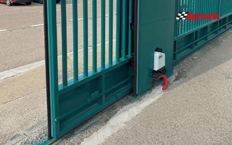 motor puerta garaje corredera