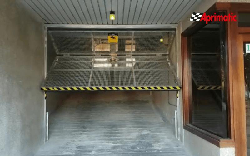 motor puerta garaje seccional