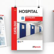 nuevo catalogo puertas hospitalarias