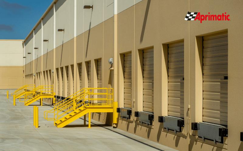 Puertas rapidas o puertas de lona para naves industriales
