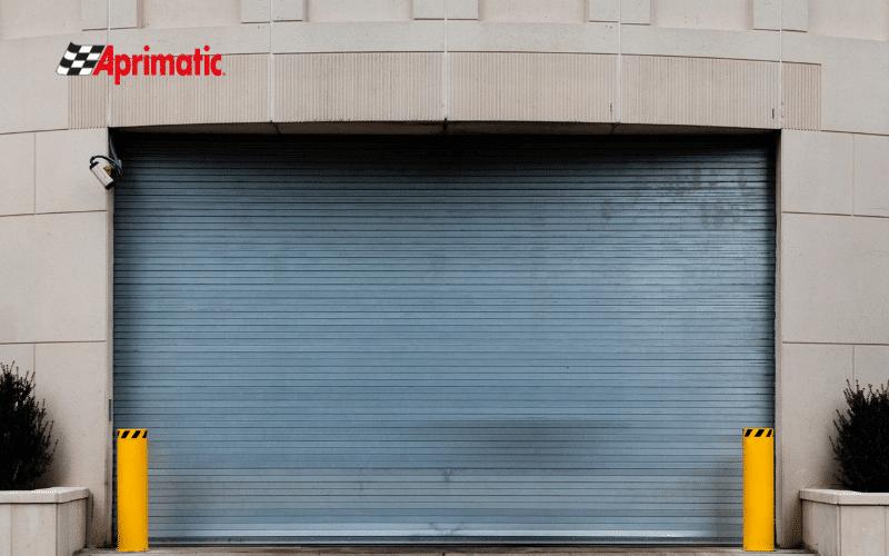 cerrar garaje puerta automatica