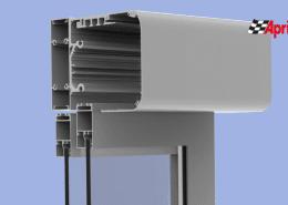 Aprimatic certifica perfilerias SMALL y DUAL 40 para puertas automaticas